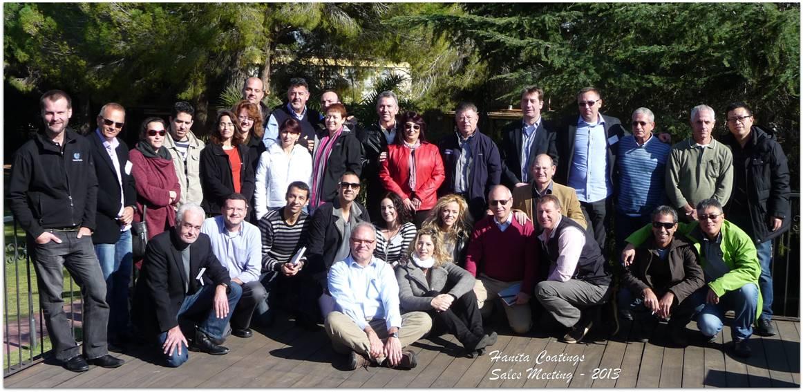 Hanita Coatings Global Conference…..