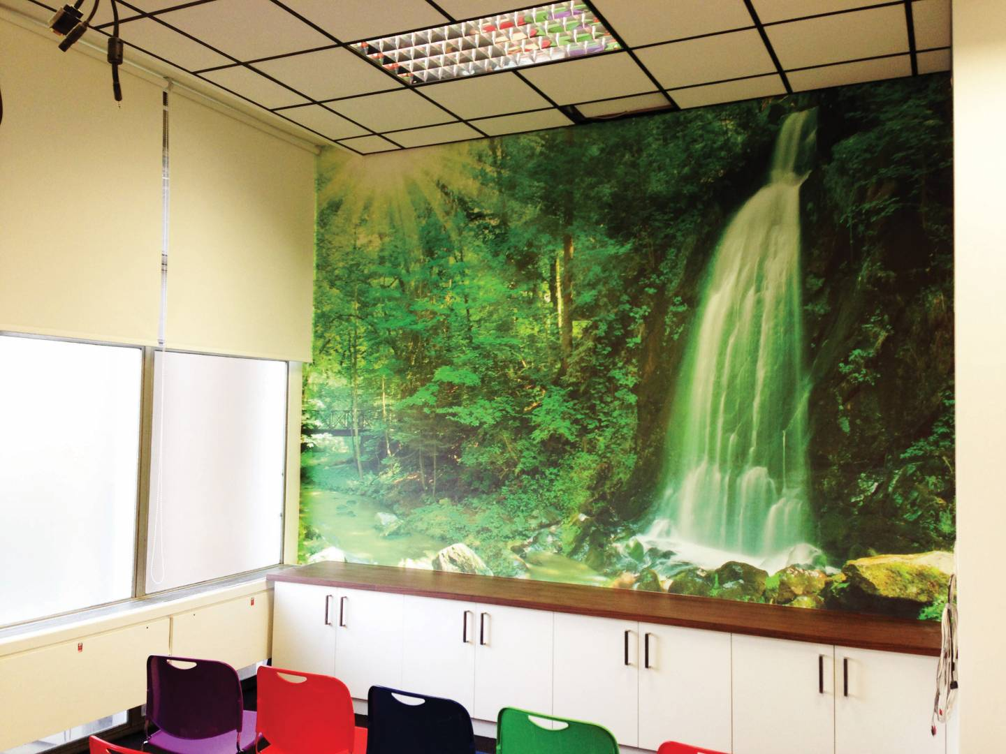 Textured Wall Vinyl for Hotels