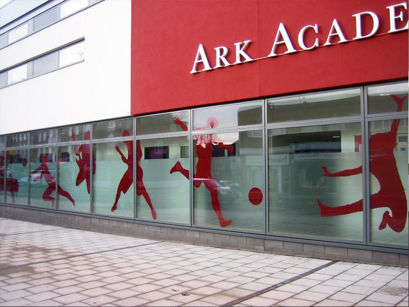 Ark Academy Bonwyke Advanced Window Film